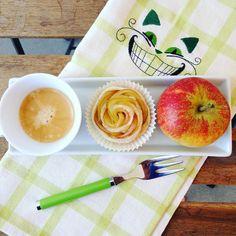 Herrlicher #Herbst mit #kaffee und #apfelkuchen