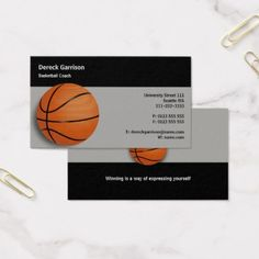 Basketball coach business card basketball coach business cards basketball coach business card basketball coach business cards and business colourmoves