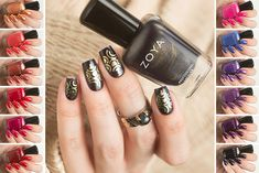 Zoya Party Girls collection