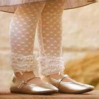 """@Sara Morey i just pinned these one from @Jenny Barton... i wonder how much these ones are!!!!! THEY ARE SUPER CUTE!!!!!!! THEY WOULD BE PERFECT FOR THE WEDDING!!!!!!! huggalugs """"lacettes"""" cream lace leg ruffles"""