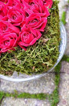 kerst,inpiratie,rozen,diy
