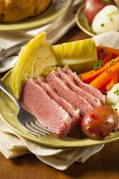 Here's Why We Eat Corned Beef on St. Patrick's Day — St. Patrick's Day 2015