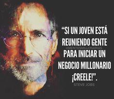 Aprovecha cada Oportunidad que se te presente e infórmate, nunca digas no!! Si no escuchas, sino te informas, sino haces algo, tu vida no va a cambiar nada!! #hacerladiferencia #millonario #maribelduran
