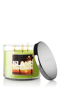 Island Margarita Candle