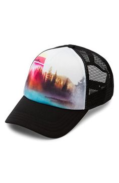 03ed2d4a Volcom Volcom 'Always On' Trucker Hat available at #Nordstrom Outfits With  Hats,