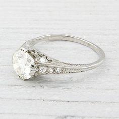 Suzanne Eichorn: Gorgeous vintage diamond ring #Lockerz