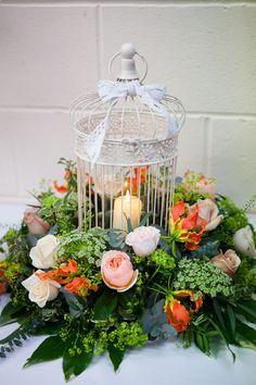 Wedding Wednesday :: Gloriosa Lilies