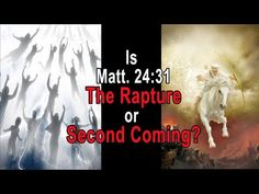 Do the events in Matt. describe the Rapture or the Second Coming? Is the Resurrection found in Matt. Are Matt. Bible Studies, Dawn, Youtube, Youtubers, Youtube Movies