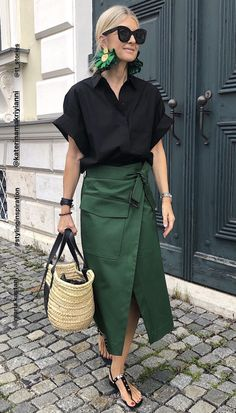 Casual Day Outfits, Mode Outfits, Chic Outfits, Spring Outfits, Casual Wear, Fashion Outfits, Looks Chic, Looks Style, Street Chic