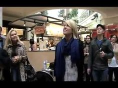 Caroling - If this does not give you chills nothing will..... The true sound ~~~ Go play in the mall and share the celebration!