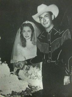 Billie Jean was 19, they got married 64 days before Hank´s death