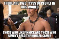 The Hunger Games Igrzyska Śmierci Catching Fire Finnick W Pierścieniu Ognia