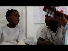 Music helps 8-year Haiti victim recover - Doctors Without Borders/Médecins Sans Frontières (MSF) on the scene