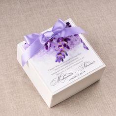 Pudełko na ciasto z motywem lawedny  Kolekcja Flower Power Model 12/fpn/pcwk   #decorisus #zaproszeniaslubne #zaproszenianaslub #zaproszenia #slub #wesele #wedding #polishwedding #weddings #weddingideas #weddingstyle #party #lawenda #lavender #vintage #boho #violet #fiolet #watercolor #akwarele #papeteria #dodatkislubne #zaproszenia #ciastoweselne #pudelka #opakowania #cake