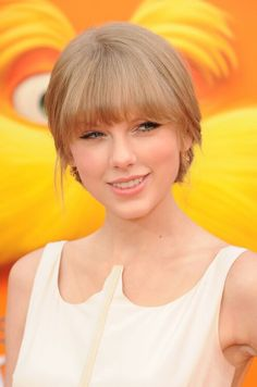Taylor Swift- The Lorax premiere