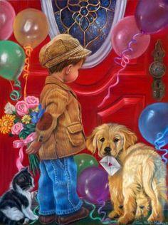 Happy Valentines Day - Tricia Reilly-Matthews