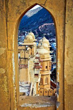 Amber Fort - Jaipur, India