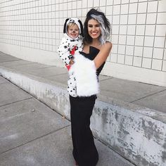 Can't wait for Halloween tomorrow!  #101dalmations #cruelladevil #halloween