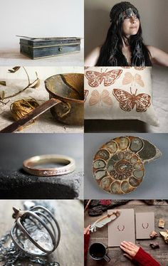 Ancient and Natural by Raquel Salas on Etsy--Pinned with TreasuryPin.com