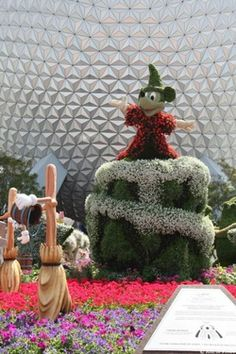 In Epcot