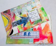 Mail Art - File Folder Video Tutorial - Roben-Marie https://arttothe5th.squarespace.com/journal/2014/2/9/mail-art-video-tutorial-roben-marie