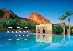 The Sanctuary Resort & Spa in Scottsdale, Arizona one of my favorite spa in the world. Highly recommendation as a weekend get away. The House of Q