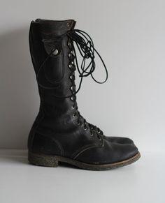 World War One Boots