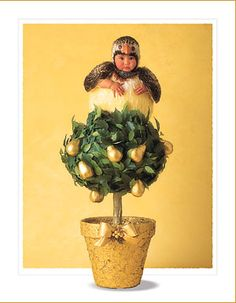 Anne Geddes - The Twelve Days of Christmas - Day 1