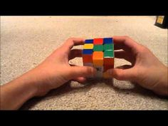 HOW TO EASILY SOLVE A 3x3 RUBIK's CUBE TUTORIAL PART 1 - http://www.thehowto.info/how-to-easily-solve-a-3x3-rubiks-cube-tutorial-part-1/