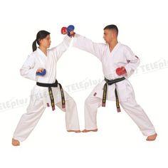 """Do-Smai Karate Kumite Elbisesi KA-010 - """"Kumite Elbisesi"""" Viskon+polyester 180 gr/m² beyaz  :140-190 arası 10 ar cm. arayla 6 beden.  - Price : TL74.00. Buy now at http://www.teleplus.com.tr/index.php/do-smai-karate-kumite-elbisesi-ka-010.html"""
