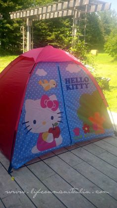 a3337cc8c95 Exxel Outdoors Licensed 4 Piece Fun Camp Kit  Review