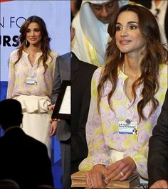 may 22, 2015 Queen Rania