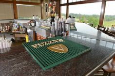 Drink Fuzzy Zoeller's Ultra Premium Vodka at Covered Bridge Golf Club