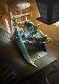 Fantasy Concept Art, Fantasy Character Design, Fantasy Artwork, Character Concept, Character Art, Dungeons And Dragons Characters, D&d Dungeons And Dragons, Fantasy Characters, Fantasy Weapons