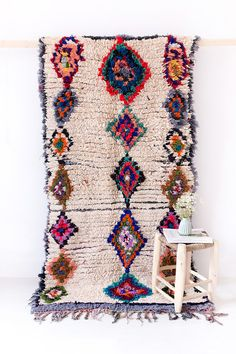 I'm sharing my vintage rug sources on etsy. Find out where to buy vintage rugs, persian rugs, moroccan rugs, and other vintage rugs.