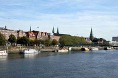 Hafenrundfahrt auf der Weser in Bremen