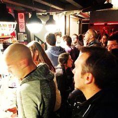 Tout le monde au bar pour la bière post-run #after #runhebdo #boost r/ @ju_mrn