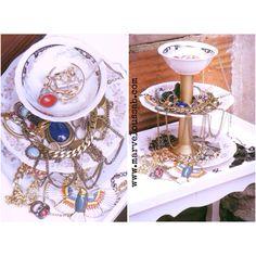 Diy Jewelry holder  Decor