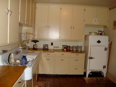 images of vintage kitchens - Google Search