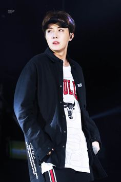 J-Hope- BTS // gosh he's so perfect