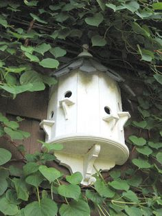Evi's Country Snippets: Our Birdie Real Estate