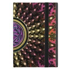Hot Celtic Fractal Mandala iPad Mini Cover