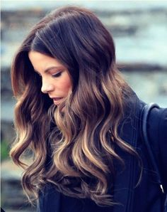 A good balyage, perfectly done (cool/neutral highlight color)