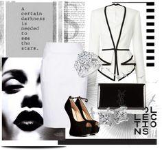 """Classy Work Outfit"" by alessandra-kompseli on Polyvore"