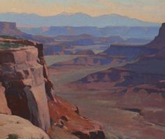 """Canyonlands,"" Glenn"