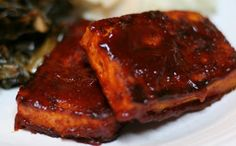 Memphis BBQ tofu tried this tonight minus the Jack. Was delicious!