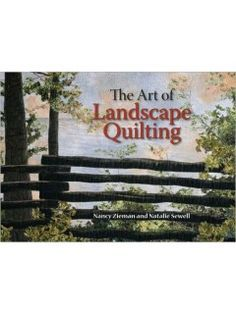 How to Sew Landscape Quilts. Natalie Sewell, Sewing with Nancy   Nancy Zieman Blog