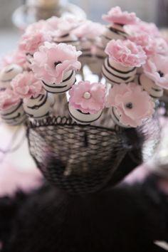 http://www.babyshowerideas4u.com/pink-parisian-themed-baby-shower/