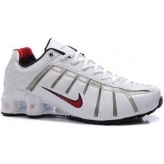 429869 016 Nike Shox O Leven White Grey J05025 Cheap Nike 55157fa432