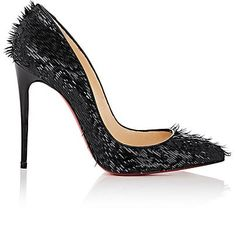 We Adore: The Pigalle Follies Pumps from Christian Louboutin at Barneys New York